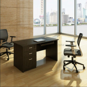 MFC Wooden Furniture Manager Table Office Table (DA-064)