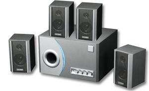 Home Theater Speaker (W-8500II/4.1)