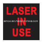 Laser in Use AVB Method Illuminated Door Sign pictures & photos