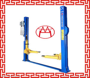 CE Certified 3.7tons Two Post Car Lift (DTPF608) pictures & photos