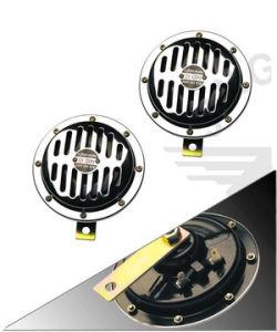 Super Tone Disc Horn, Chrome Plated Horn (JZHN 123-01)