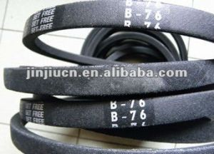 rubber v-belt 3