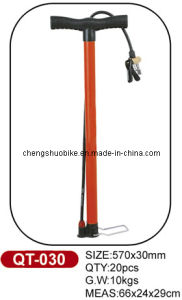 Widely and Easy to Used Bike Pump Qt-030 pictures & photos