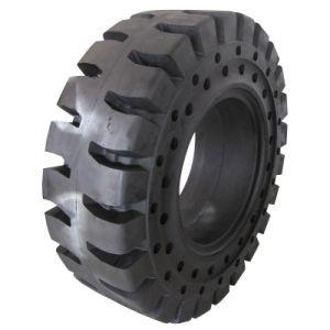 Heavy Duty Excavator OTR Solid Forklift Tyre (17.5-25, 20.5-25, 23.5-25)