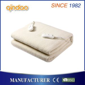 Electric Heated Mattress Pad Cover 3 Temperature Setting pictures & photos