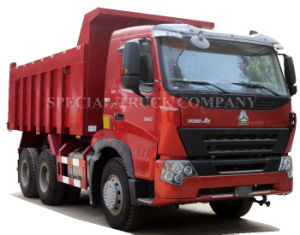 Sinotruk HOWO A7 6X4 30t Dumper Truck (ZZ3257N4347A) pictures & photos