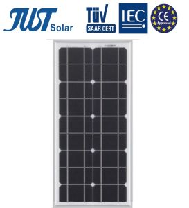 23W Photovoltaic Solar Panel with A Grade High Efficiency pictures & photos