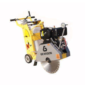 Concrete Cutter/ Road Cutter/Floor Saw Powered by Diesel Engine pictures & photos