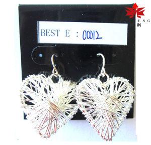 Heart Shape Fashion Earring