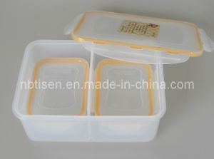 Plastic Lunch Box/Food Storage Container (TS-W6)
