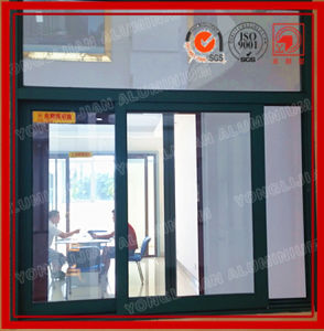 Modern Aluminum/Aluminium Sliding Windows in Standard As2047 pictures & photos