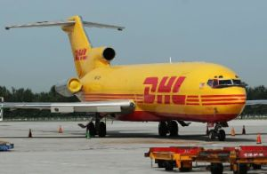 Door to Door Express to Algeria From China by DHL