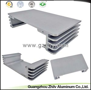 Customized Car Casting Aluminum Extrusion Heat Sink pictures & photos