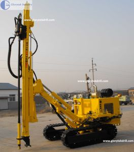 Super 580H(D) Crawler-Type DTH Drilling Rig pictures & photos