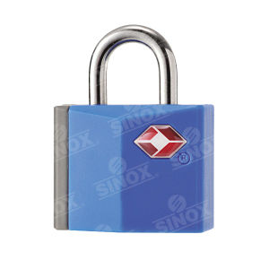 Luggage Traveling Tsa Padlocks with Two Keys pictures & photos