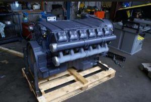 Deutz F12L413fw Diesel Engine for Underground Mining.