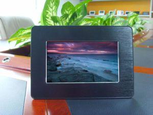 7 inch Metallic Digital Photo Frame (AL0700M)