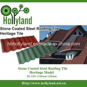 Stone Coated Roof Tiles Clay/2016 New Building Construction Materials pictures & photos