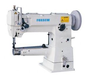 Cylinder Bed Unison Feed Heavy Duty Sewing Machine pictures & photos
