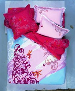 Printed Bedding Set (SA61)