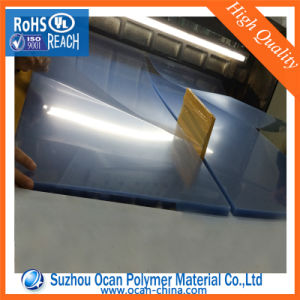0.4mm Gloss Transparent Clear PVC Sheets for Printing pictures & photos