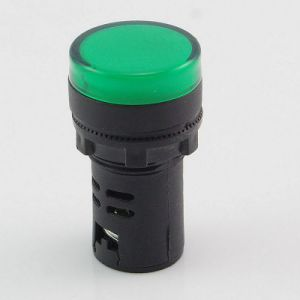 Ad22 Green Indicator Lamp, Lamp, LED Lamp, LED Light, Warning Light, Signal Lamp pictures & photos