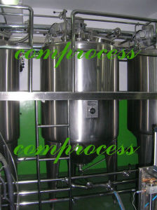 Stirred Yoghurt Process Line for Yoghurt
