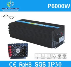 6000W/6kw off-Grid Pure Sine Wave Power Inverter (MLP-6000W)