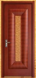 Solid Wood Door (HDA-020) pictures & photos