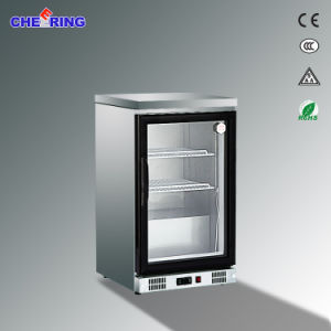Counter Top Cooler Beer Display Refrigerator pictures & photos