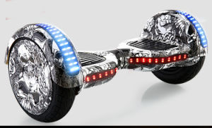 10inch Electric Unicycle Scooter with Flashing Light pictures & photos