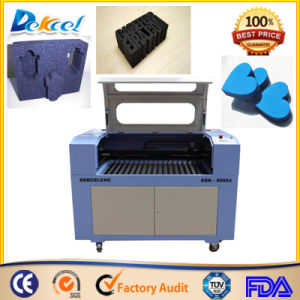 Cheap China CNC CO2 Laser Cutter for Foam/EVA/PVC pictures & photos