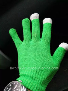 Promotion Unisex Acrylic Smartphone Gloves/Texting Touch Gloves (HWBG01) pictures & photos