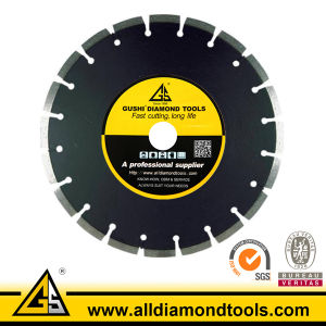 Asphalt and Concrete Diamond Saw Blade for with Protect Teeth pictures & photos
