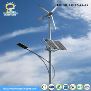 Wholesale Hybird Solar Street Light with Wind Turbine pictures & photos
