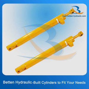 Long Stroke Farm Tractor Loader Hydraulic Cylinders pictures & photos