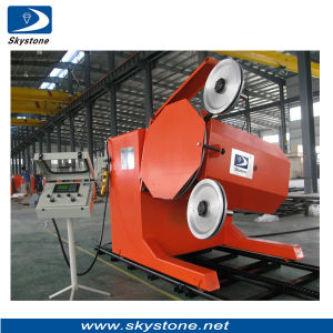 Granite Quarry Diamond Wire Saw Machine pictures & photos