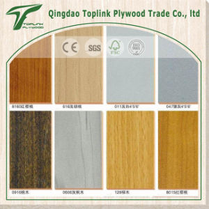 Professional Manufacture 16mm Melamine MDF for Furniture pictures & photos