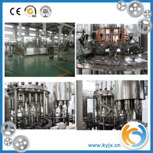 Automatic Bottling Machine for Mineral Water Plastic Bottle Line pictures & photos