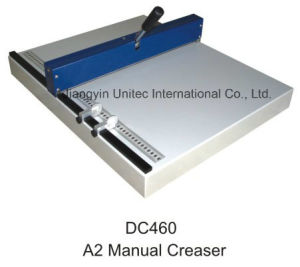 Popular Sael Manual Creasing Machine Buy Direct From China Factory DC460 pictures & photos