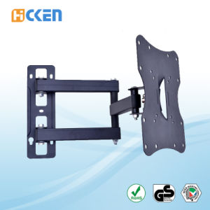 360 Degree Swivel LCD TV Wall Mount Bracket pictures & photos