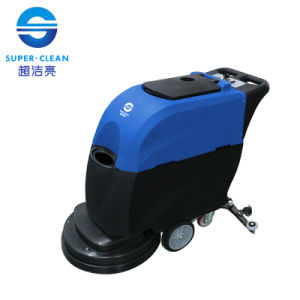 Sc50d/70d Battery Walk Behind Floor Scrubber (Floor Cleaning Machine for Hotel/Airport) pictures & photos