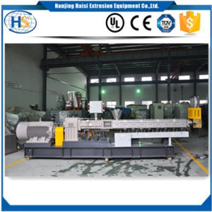 Ce TUV PP PE PS Sbs Compound Twin Screw Extruder pictures & photos