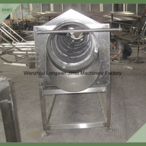 Factory Price Large Type Vegetable Washer for Carrot Potato Radish Taro Yam Cassava Washing pictures & photos