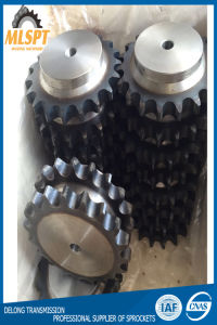 Simplex ISO Standard Chain Wheel with Welding Hub pictures & photos