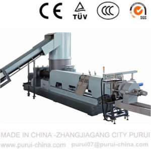 Plastic Recycling Machine for Postconsumer Plastic Pelletizing pictures & photos