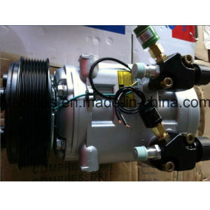 Bus A/C Compressor 313cc with 8pk Clutch 12V pictures & photos