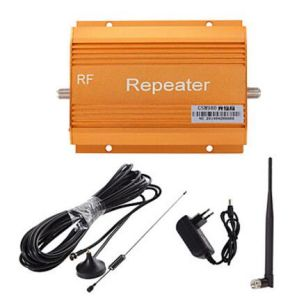 GSM980 900MHz Cell Mobile Phone Signal Amplifier Booster Repeater + Antenna Gold GSM980 900MHz Cell Mobile Phone Signal Amplifier Booster Repeater + Antenna pictures & photos