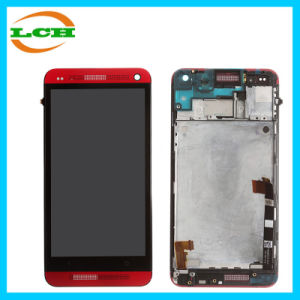 Mobile Phone LCD for HTC One M7 Screen Digitizer Assembly pictures & photos