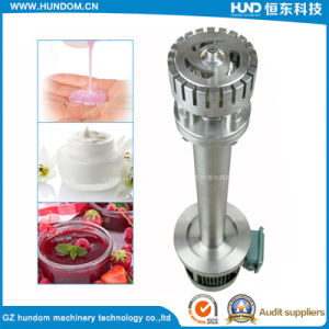 Hydraulic Lifting High Shear Speed Homogeneous Emulsifiers for Lotion pictures & photos